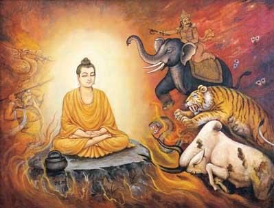 Love, Peace and Harmony With Buddha