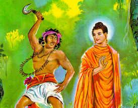 angulimal and love of lord buddha